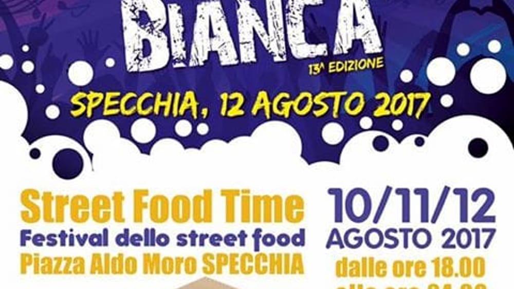 Festival dello street food a specchia eventi a lecce - Notte bianca specchia ...