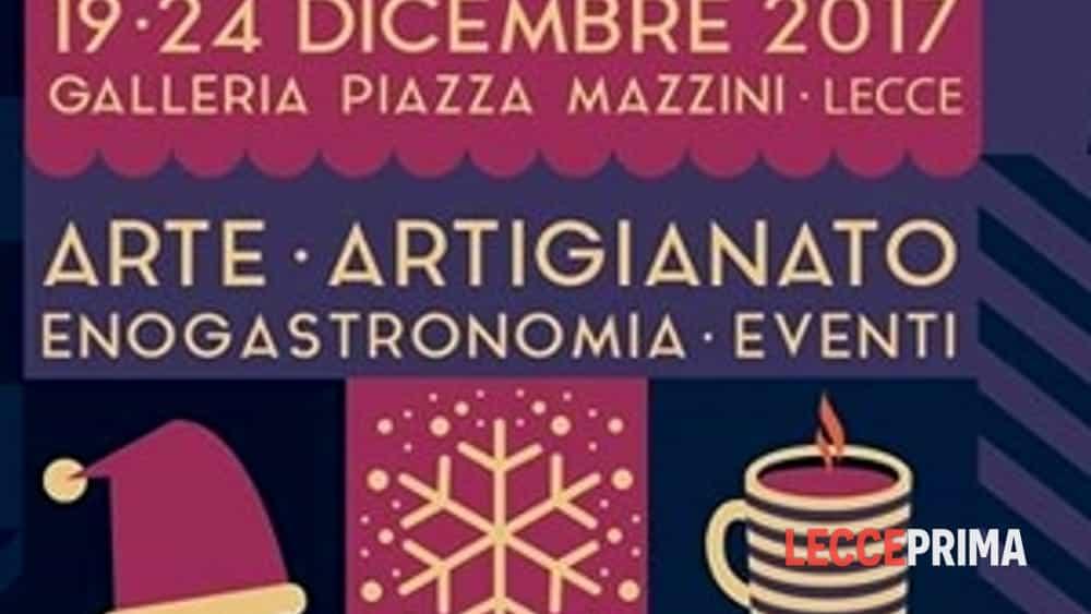 Natale in galleria mercatino natalizio nella galleria - Mercatino di natale piazza mazzini roma ...