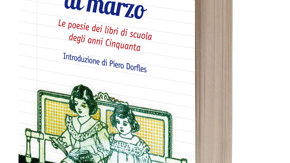 Che Dice La Pioggerellina Di Marzo Poesie Nei Libri Di Scuola