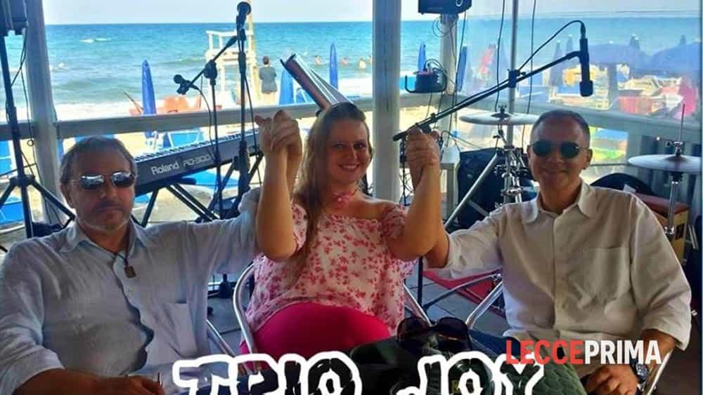 Trio joy live a santa maria al bagno eventi a lecce - Camera cafe santa maria al bagno ...