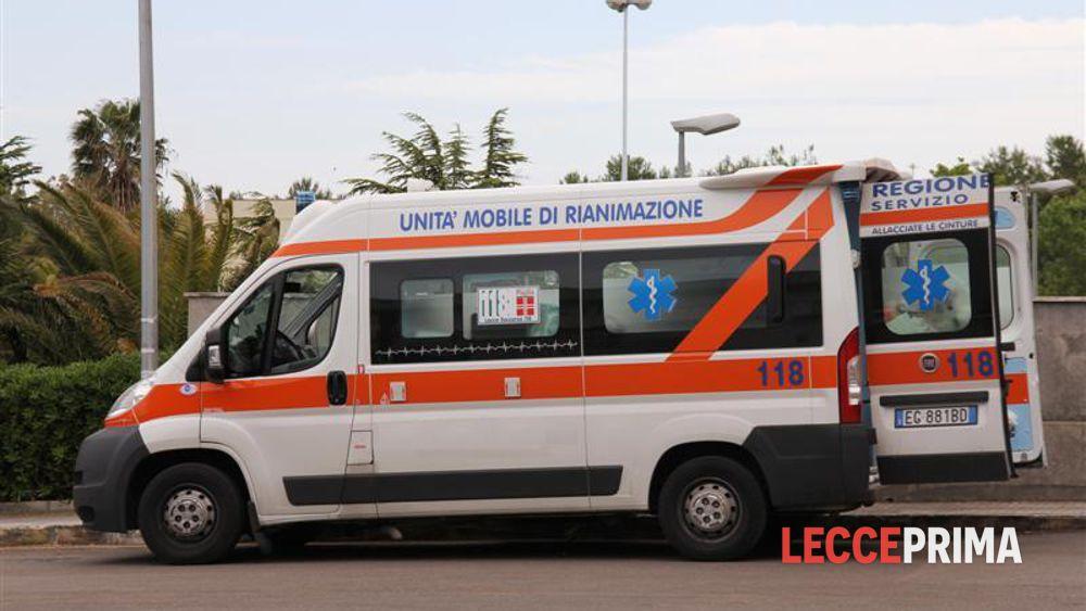 Nuove ambulanze e navigatori per le postazioni 118: la richiesta alla Asl di Lecce